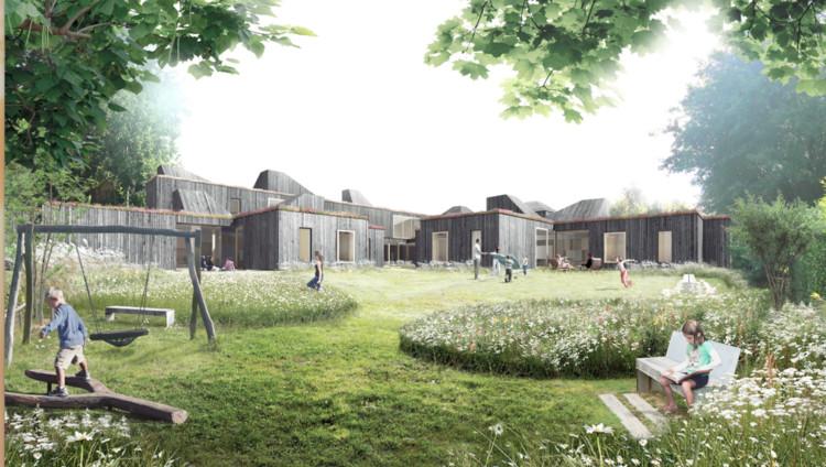 CREO Arkitekter and JAJA to Design Home for Children with Autism Near Copenhagen, © CREO ARKITEKTER A/S & JAJA Architects