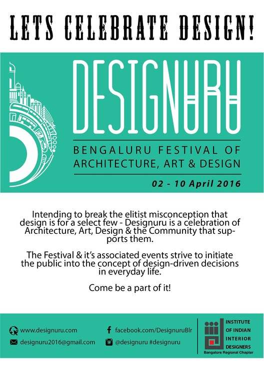 DESIGNURU, Designuru- Let's Celebrate Design