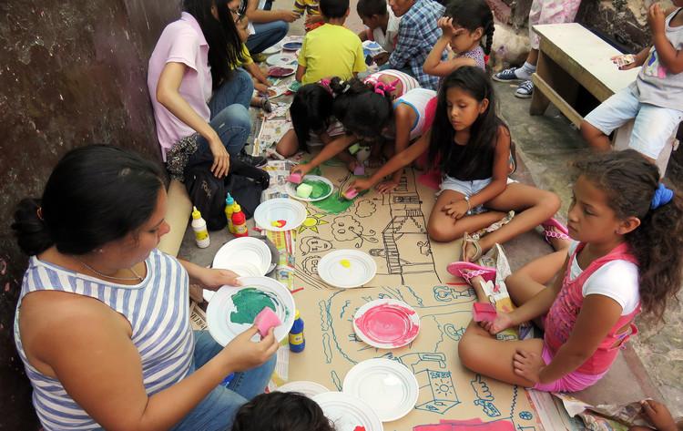 Actividades en Quinta El Carmen. Image © Camila Arevalo