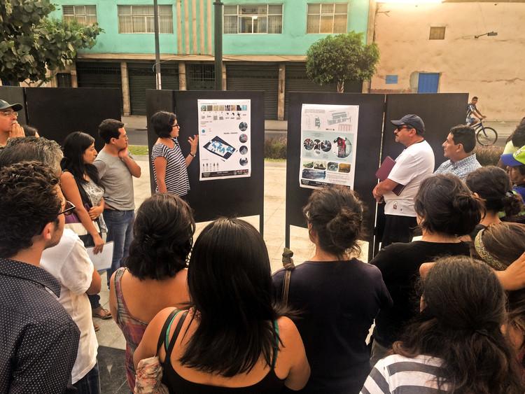 Exposición de Clausura. Image © Belen Desmaison