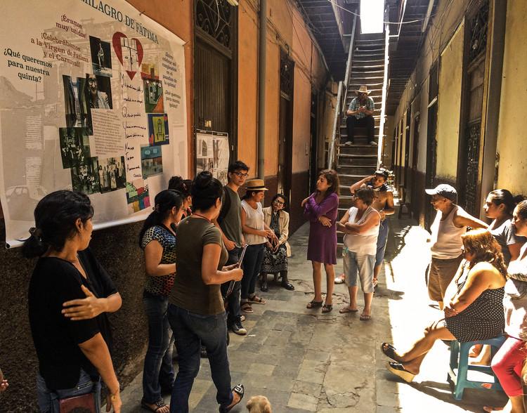 Actividades en Quinta Fátima. Image © Belen Desmaison