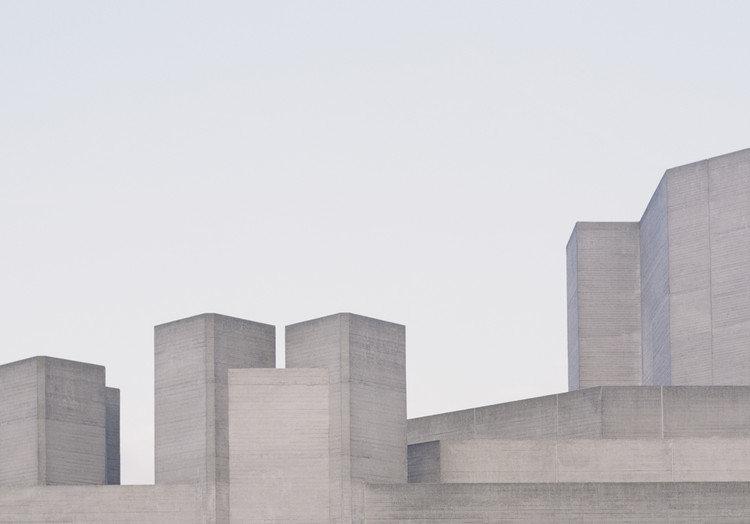 Utopia Photo Series Captures London's Brutalist Architecture, © Studio Esinam / Rory Gardiner
