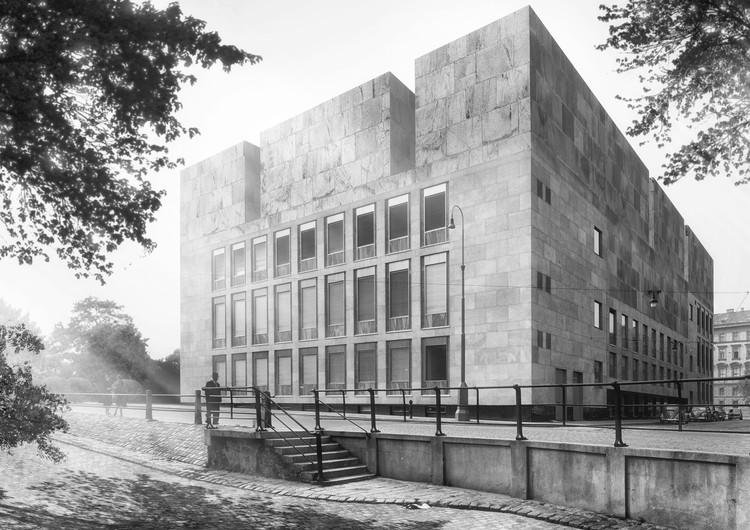 Gus Wüstemann Architects - TOTAL RECALL, Musée Wien Neu à Vienne © Gus Wüstemann Architects