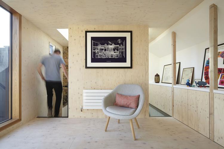 Gallery House  / Studio Octopi, © Jack Hobhouse