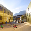 Pré/Pós Escola / Savioz Fabrizzi Architectes