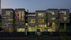 The Green Acres Academy / Tushar Desai Assosiates