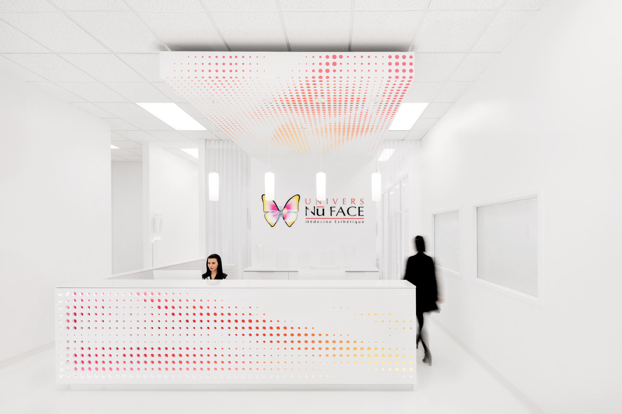 Gallery Of Univers Nuface Adhoc Architectes 1