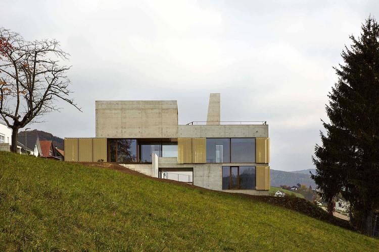 Residencial Building Gelterkinden   / Merki Schmid Architects , © Alicja Dobrucka