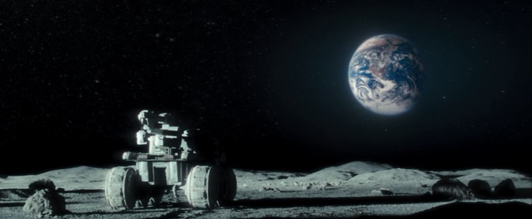 © Moon (2009) - Sony Pictures