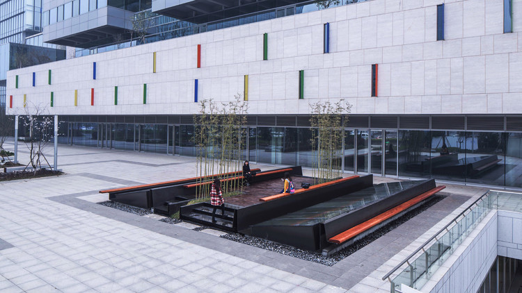 Plaza ARTS / Atelier HAY + Drury University, © Zhao Jiang