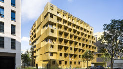 Golden Cube  / Hamonic + Masson & Associés