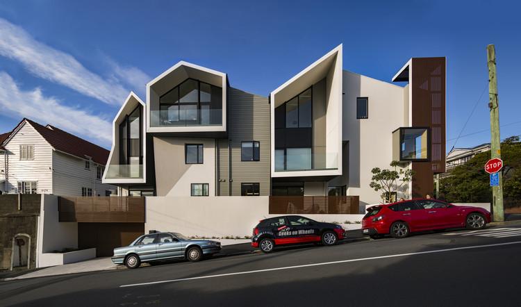 Zavos Corner / Parsonson Architects, © Jeff Brass
