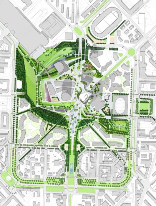 Gallery Of Citylife Apartments Zaha Hadid Architects 13