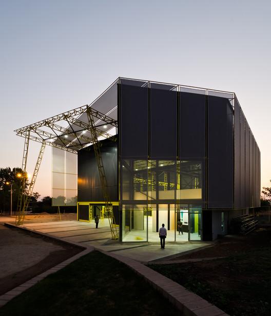 Centro de las Artes Aéreas / DX Arquitectos, © Pablo Blanco Barros