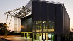 Centro de Artes Acrobáticas / DX Arquitectos