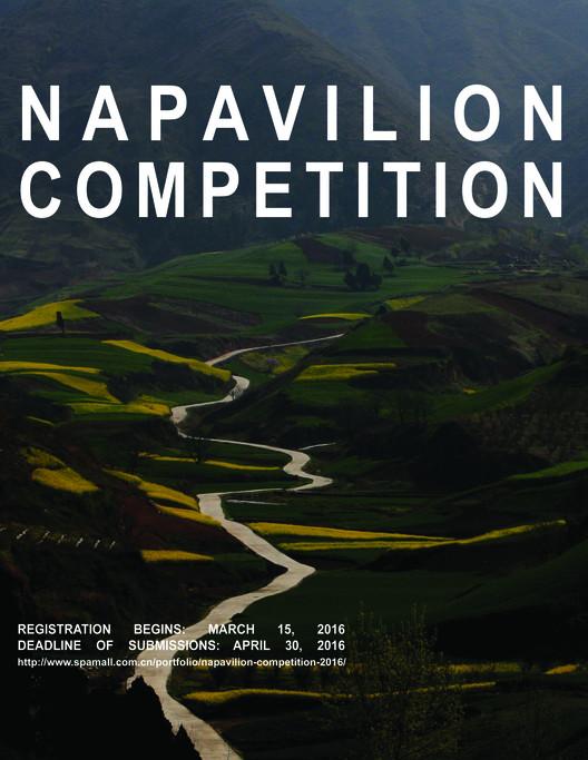 Open Call: NAPAVILION 2016, Napavilion Design Competition 2016