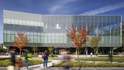 Robert H. Lee Alumni Centre  / KPMB Architects  + Hughes Condon Marler Architects