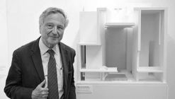 Rafael Moneo, Premio Nacional de Arquitectura 2015