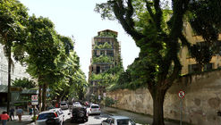 Jean Nouvel presenta proyecto para la Cidade Matarazzo en São Paulo