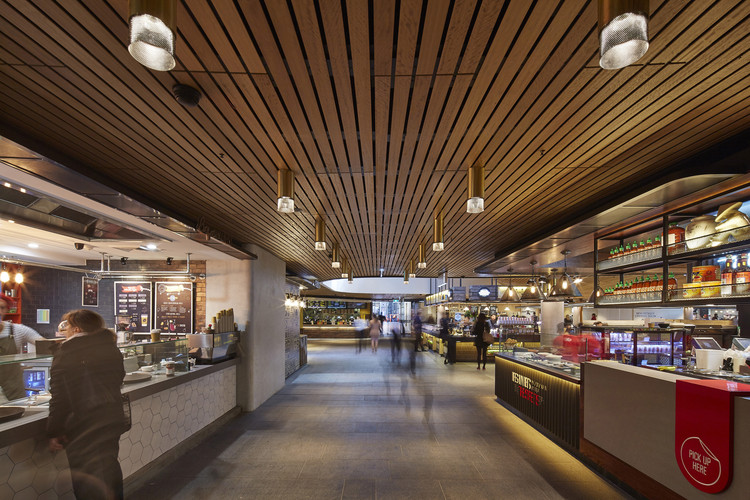 Food Court Archdaily
