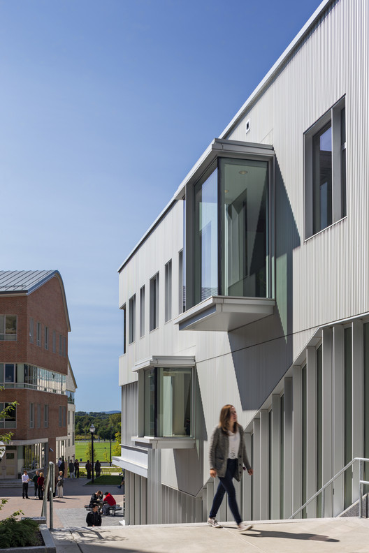 Vivienda especializada: Commonwealth Honors College, University of Massachusetts; Amherst, MA / William Rawn Associates, Architects, Inc..Imagen Cortesía de AIA