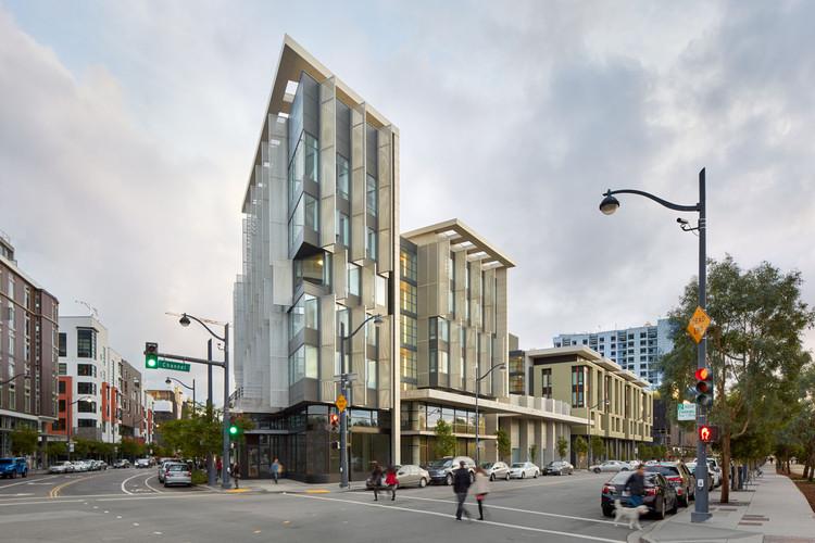 Vivienda Plurifamiliar: 1180 Fourth Street; San Francisco / Mithun. Imagen Cortesía de AIA