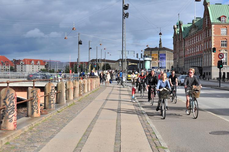 12 principios de diseño urbano sustentable para tener ciudades más habitables, Copenhague, Dinamarca. Image © pedrik, vía Flickr