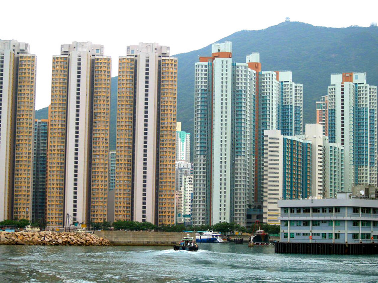 Hong Kong, China. Image © wirralwater, vía Flickr
