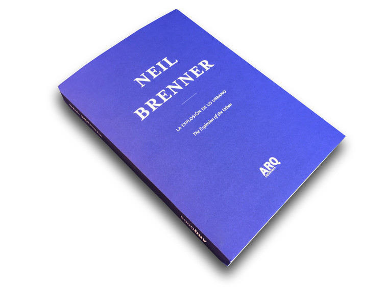 Neil Brenner / Ediciones ARQ