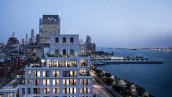 New Renderings Released of Robert A.M. Stern Architects' TriBeCa Condos