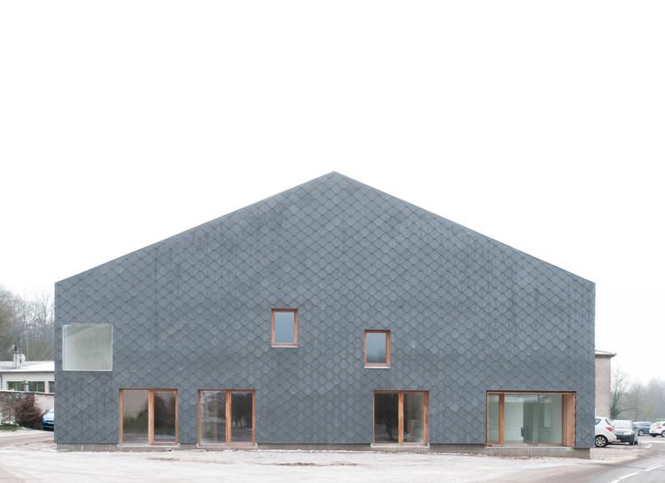 Sur / GENS association libérale d'architecture, © Ludmilla Cerveny