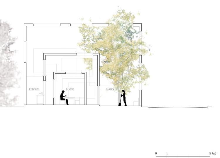 House N. Image © Sou Fujimoto Architects