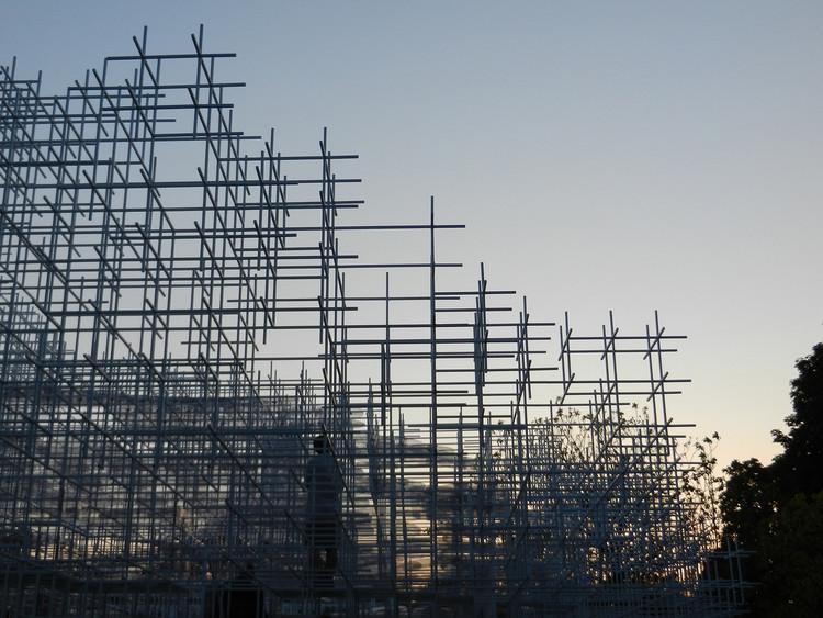 Serpentine Pavilion. Image © Daniel Portilla