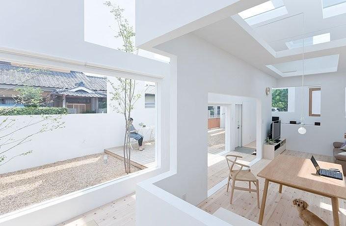 House N. Image © Iwan Baan