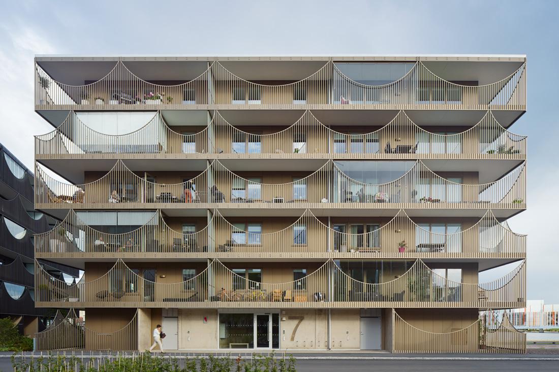 v stra kajen housing tham videg rd arkitekter archdaily