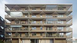 Habitação Västra Kajen / Tham & Videgård Arkitekter