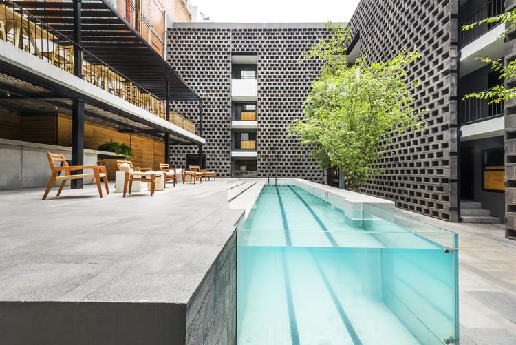 Hotel Carlota / JSa, © Camila Cossío