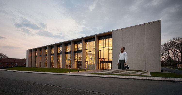 Hörmann Forum  / Wannenmacher + Möller GmbH, © Philipp Oesterle