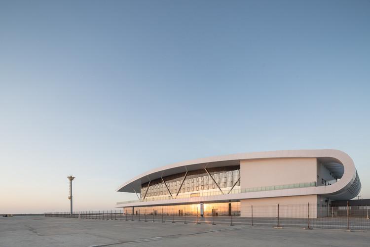 Terminal Marítimo de Pasajeros de Fortaleza / Architectus S/S, © Joana França