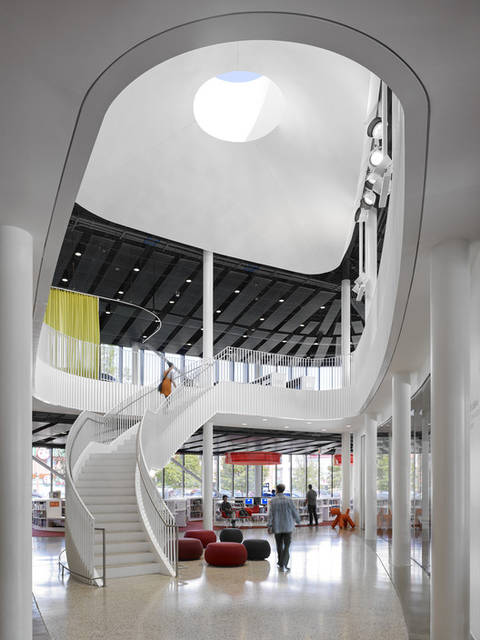 2016 AIA/ALA Library Building Award Winners Announced