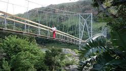 Mzamba Bridge  / CUAS + buildCollective NPO