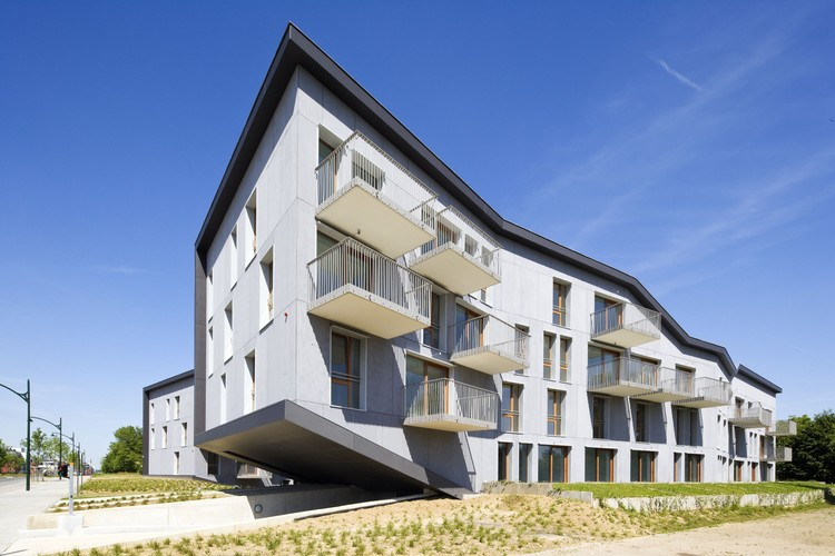 Nursery and Housing HQE Bruyn / B612, Courtesy of B612