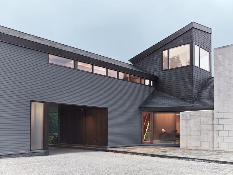 Berkshire Mountain House / Tsao & McKown Architects, © Eric Laignel