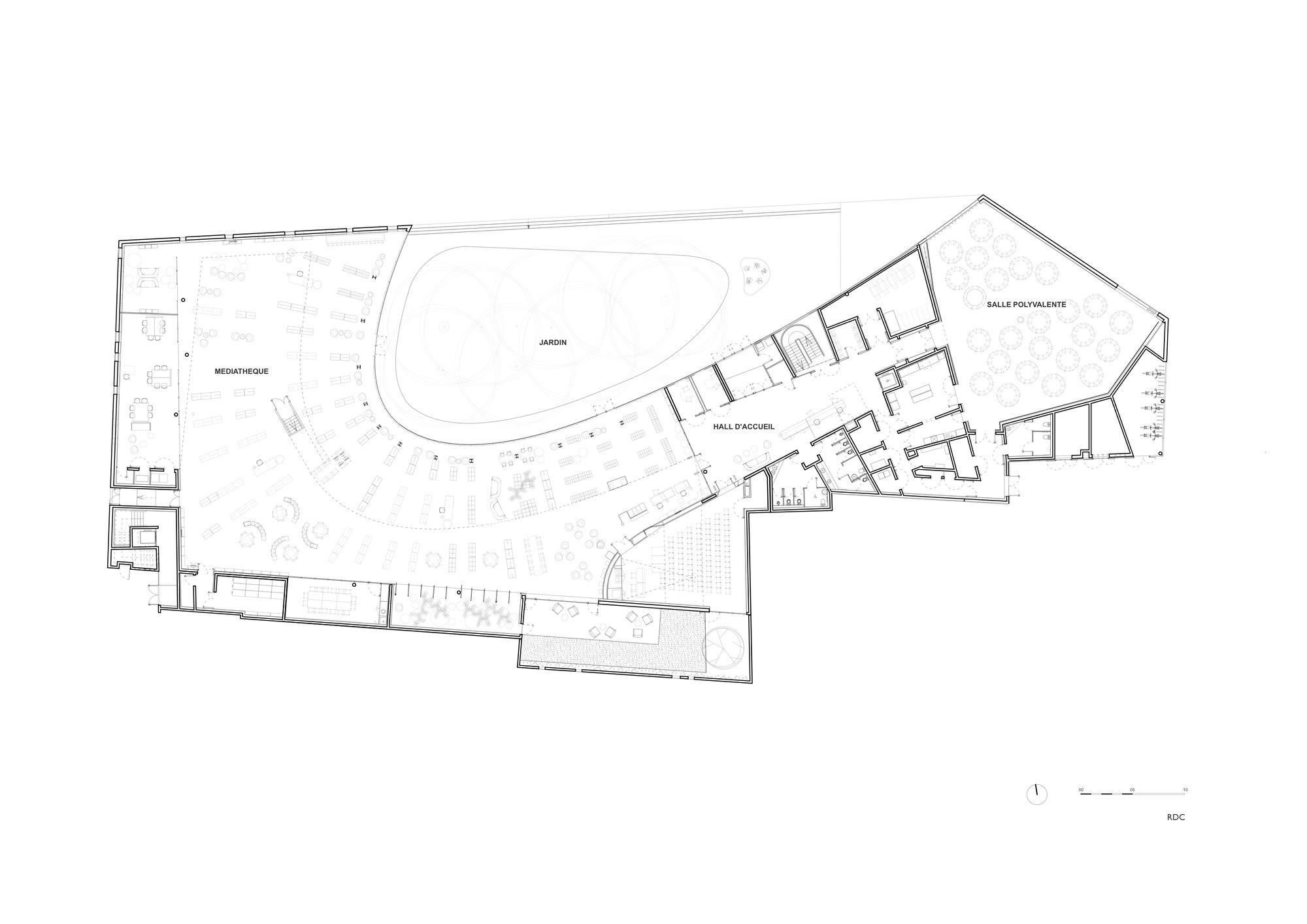 100 floor plan source bedroom design software mac bedroom gallery of la source atelier d architecture king kong 22
