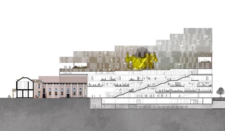 Cortesía de Manuelle Gautrand Architecture