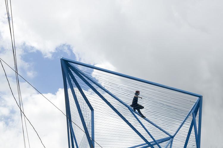 """Conoce """"La Nube"""", una nueva forma de contemplar Caracas, Venezuela, © Miguel Braceli"""