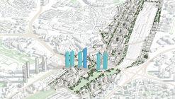 Operación Chamartín: rascacielos más alto de la UE queda a la espera de nuevo plan urbanístico