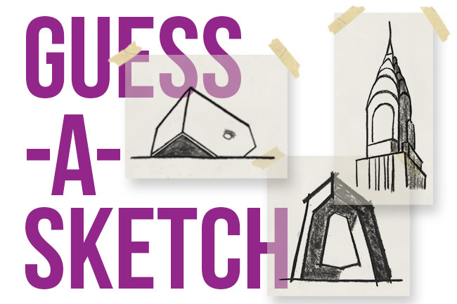 Event: Guess-A-Sketch 2016