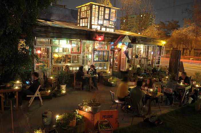 La Jardín (junio 2012 - febrero 2014). Image Cortesía de La Diana