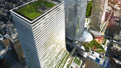 Ingenhoven Architects Reveal Plans for Green Towers in Tokyo